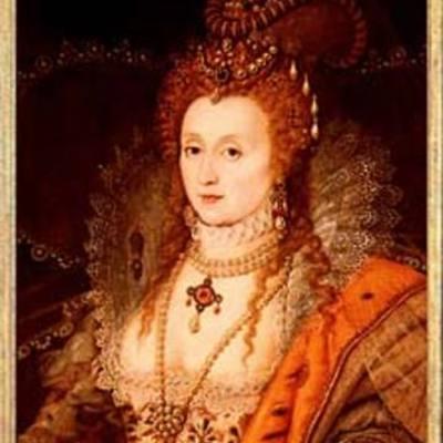 The Life of Queen Elizabeth I timeline