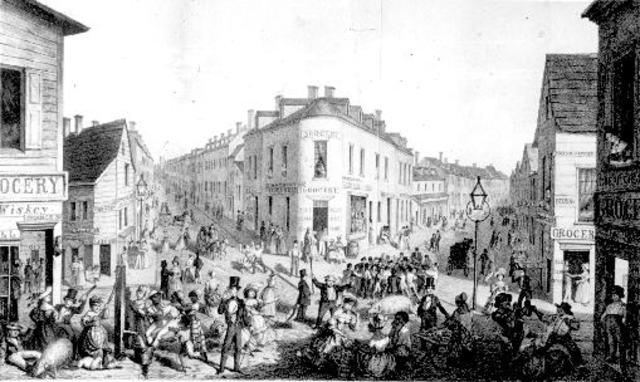 Malthus y el crecimiento poblacional