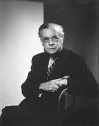 """Huxley populariza el concepto de """"nicho"""""""