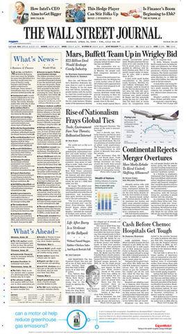 The Wall Street Journal Online