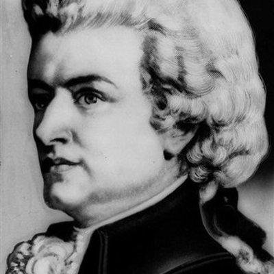 Wolfgang Amadeus Mozart timeline