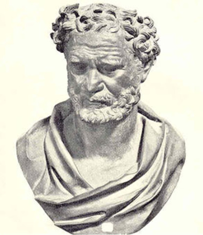 Early Greek Models - Democritus