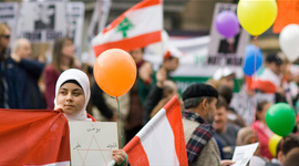 Protests in Middle East timeline