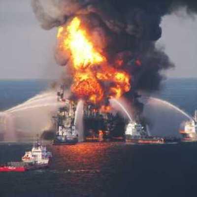 BP oil disaster timeline