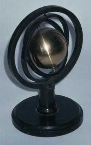 First Official Gyroscope Invented