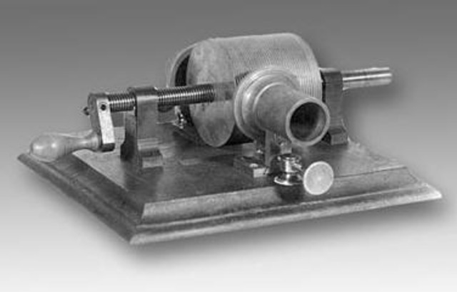 First Phonograph Invented