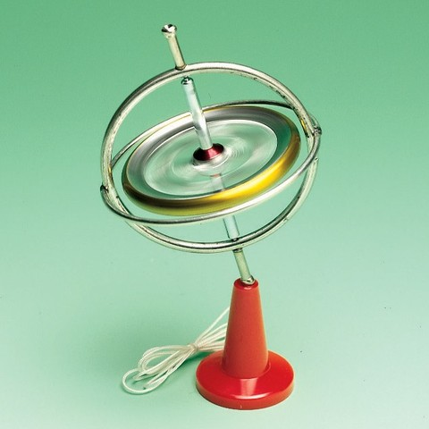 Toy Gyroscope Invented