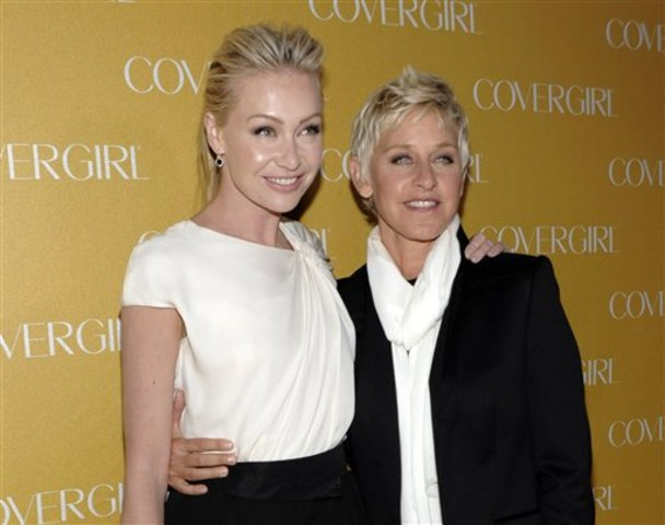 Ellen Comes Out