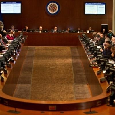 Misiones de Paz realizadas por la Organizacion de Estados Americanos  timeline
