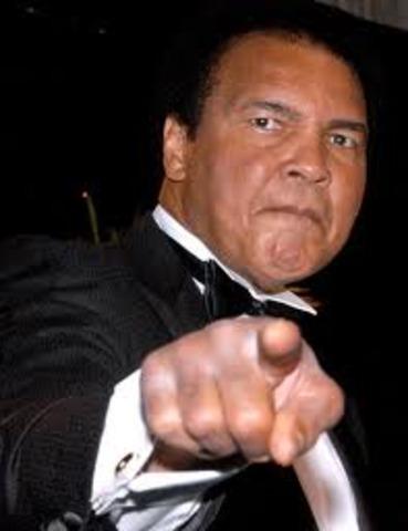 Ali retires