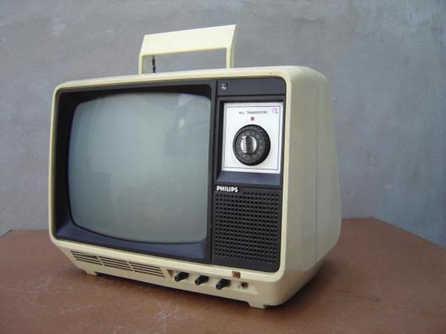LLegó la TV a casa