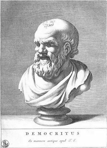 Democritus and the Early Greek Models