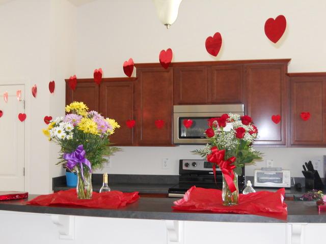 First Valentine's Day