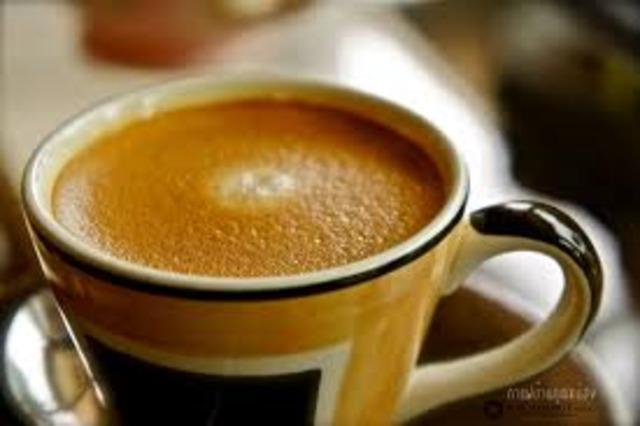 First English Coffee