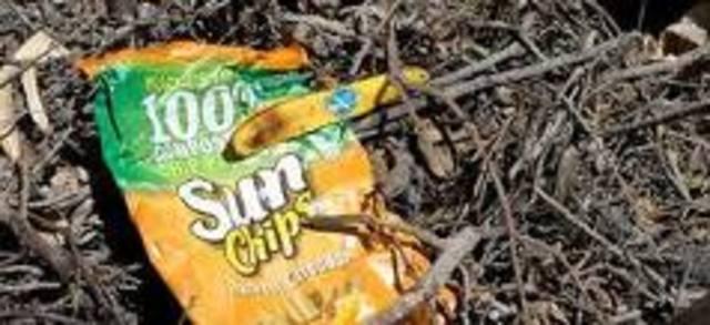 Sun Chips Bag