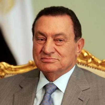 Mubarak's Career/Life timeline