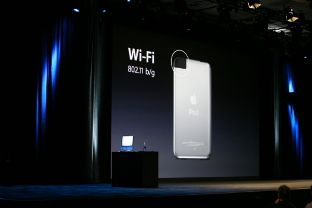 WifiPod
