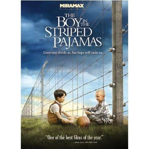 The boy in the  stripe pyjamas