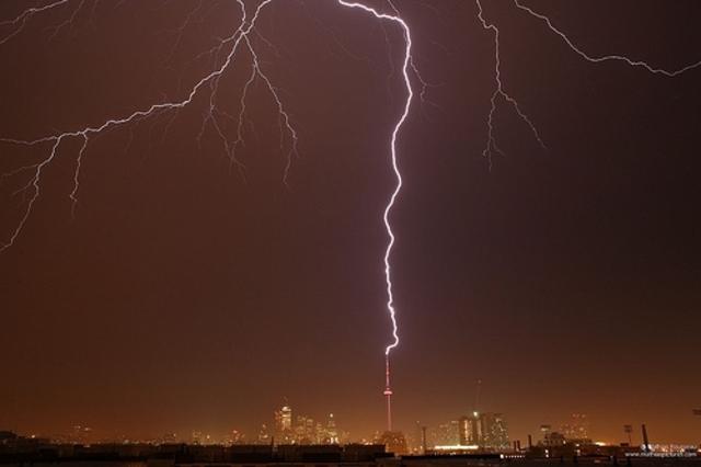 Benjamin Franklin: Lightning Rod