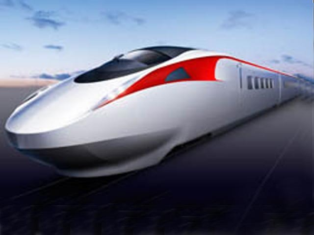 The idea of the Bullet Train Arises
