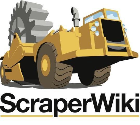ScraperWiki Hacks and Hackers Day Birmingham