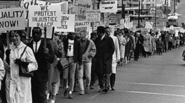 The Civil Rights Movement - Protests Timeline Ruhi