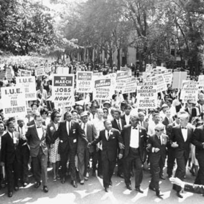The Civil Rights Movement- Protests timeline