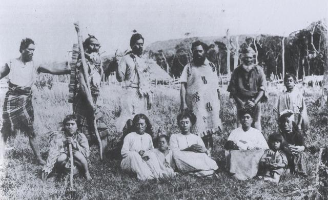 Ngati Mutunga invade the Chatham Islands