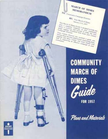 Beginning of March of Dimes