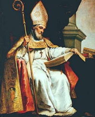 Sant  Isidor    de  Sevilla (560-636)