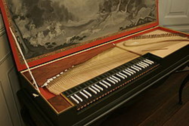 Invention of the clavichord