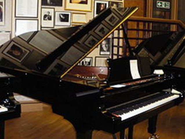 Invention of the pianoforte