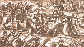 Aztec and Spanish deadly encounter timeline