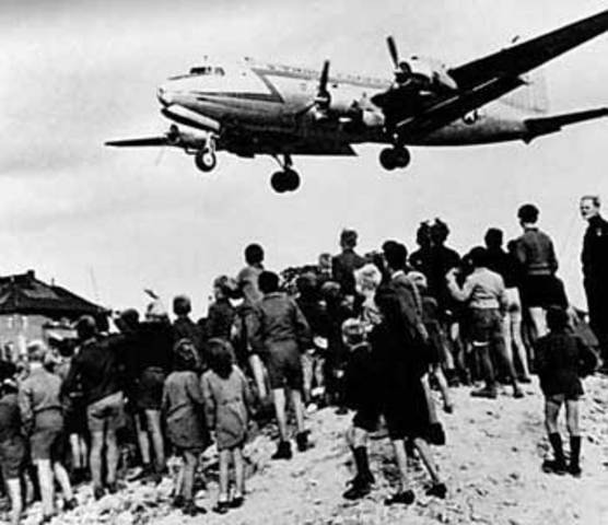 Berlin Air lift