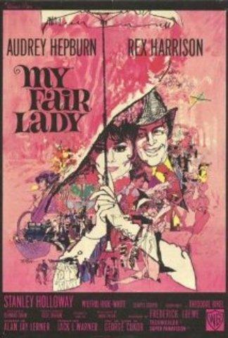 My Fair lady ( Audrey Hepburn)