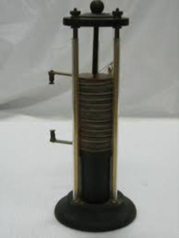 Pila eléctrica (Volta
