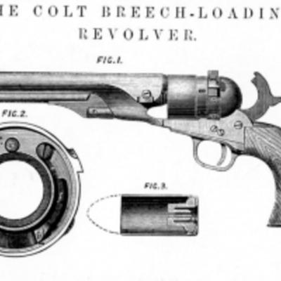 The  Colt Revolver timeline