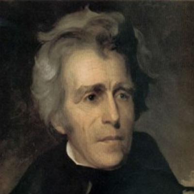 Andrew Jackson (8,2) timeline