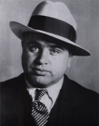 Capone became Chicago's Public Enemy