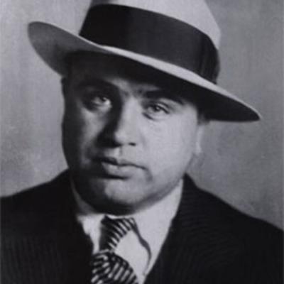 "The life of Alphonse ""Al"" Capone timeline"