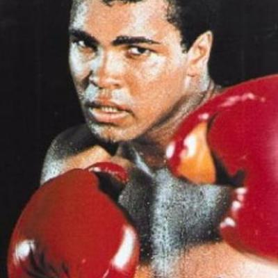 Muhammad Ali's life... and the world around him. timeline