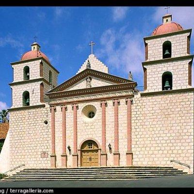 Santa Barbara Mission by caitlyn timeline