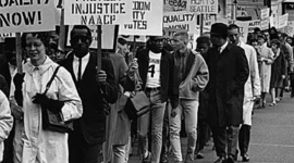 Protests During the Civil Rights Movement timeline
