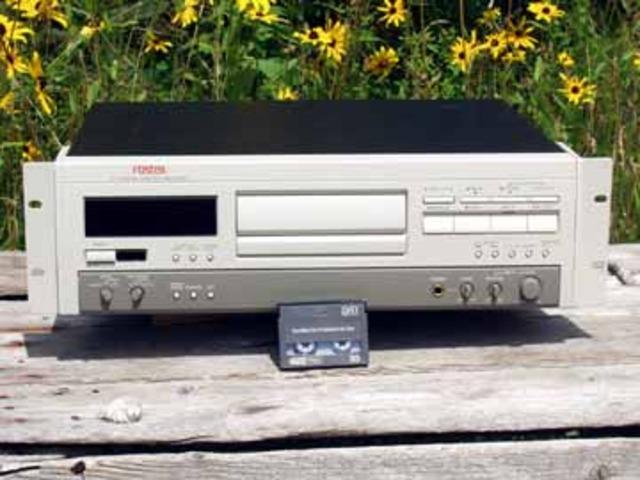 DAT- Digital Audio Tape