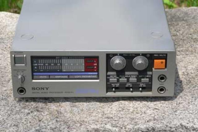 Sony PCM-F10