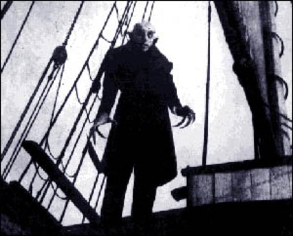 Nosferatu: Horror in the Silent Era