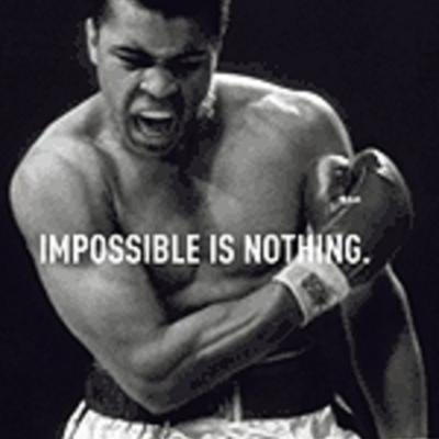 Muhammad Ali... timeline