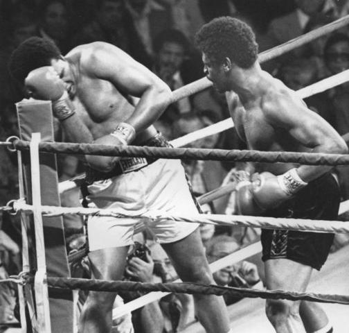 Muhammad Ali loses heavyweight title to Leon Spinks