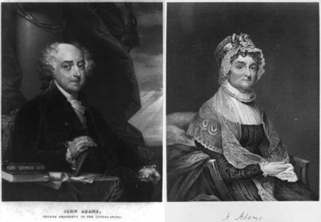 John and Abigail's Marriage