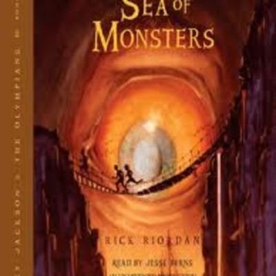 Percy jackson and the Sea of Monsters timeline
